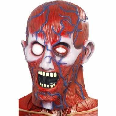Halloween - anatomisch horror masker