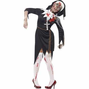 Halloween - bloedende zombie non kostuum