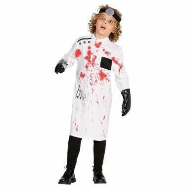 Halloween - bloederig dokterspak voor kinderen