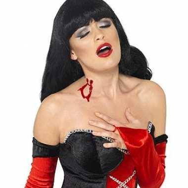 Halloween - fop vampieren beet