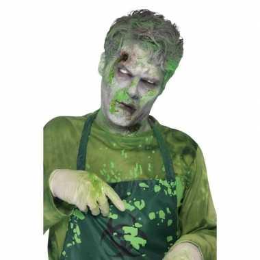 Halloween - groen monster nepbloed/filmbloed 29 ml