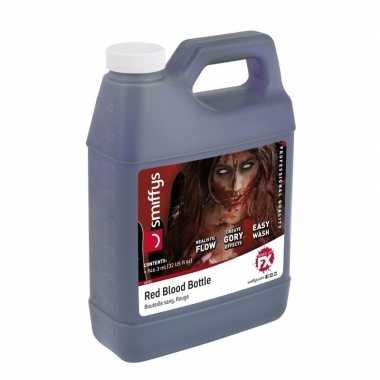 Halloween - grote fles met horror nepbloed 946 ml