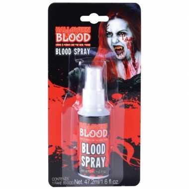 Halloween - horror bloed spray 47 ml