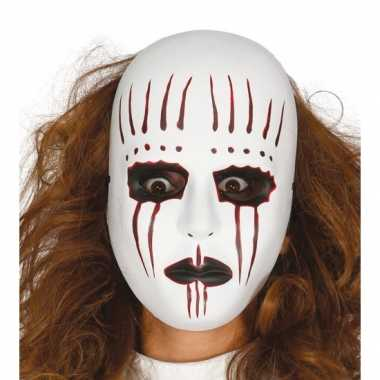 Halloween - horror mime masker