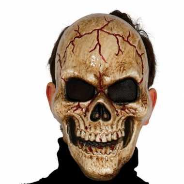 Halloween - horror skeletten schedel masker