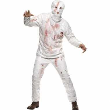 Halloween - mummie kostuum 3-delig