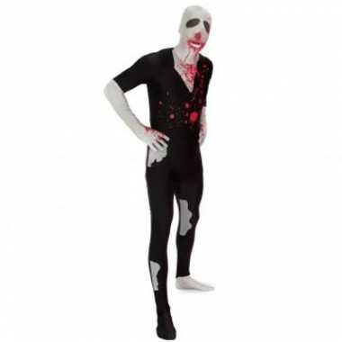 Halloween - originele morphsuit zombie