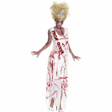 Halloween - prom queen zombie kostuum