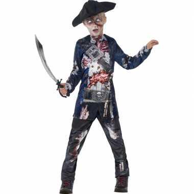 Halloween Kostuum Nl.Halloween Zombie Piraat Kostuum Voor Jongens