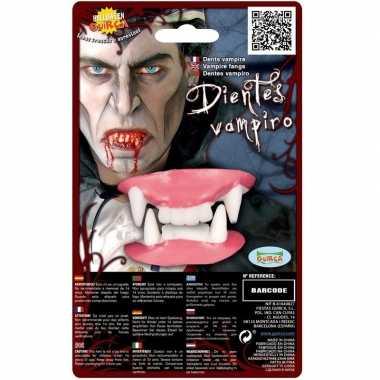Horror vampier gebit/neptanden halloween accessoire